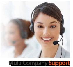 Multi Company Support
